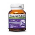 Blackmores Ginkgo 30 tablets แบล็คมอร์ส จิงโกะ 30 เม็ด สารสกัดจากใบแป๊ะก๊วยชนิดเม็ด เหมาะสำหรับผู้ที่ต้องการบำรุงสมอง