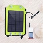 So Cool!! แผงโซล่าร์เซลล์ ผืนใหญ่ขนาด A4 พกพาสะดวก สำหรับชาร์จอุปกรณ์ดิจิตอลทั่วไป Portable Solar Cell Panel Charger