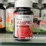 VISTRA Plant Amipro วิสทร้า แพลนท์ อมิโปร แบบ 30 เม็ด