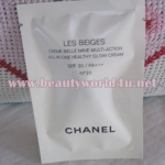 Chanel les beiges all in one healthy glow cream spf 30 #20 2.5 ml. (ขนาดทดลอง)