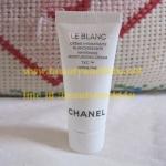 Chanel le blanc whitening moisturizing cream creme fine สำหรับผิวมัน ขนาดทดลอง 5 ml.