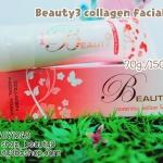 บิวตี้ทรี คอลลาเจน เฟเชียล โฟม : Collagen Facial Foam