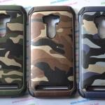 เคส Asus ZenFone Selfie (ZD551KL) เคสกันกระแทกลายทหาร