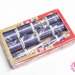 ด้ายเย็บผ้า ตราVENUS สีม่วง (1กล่อง/12ม้วน)