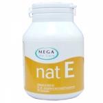 Mega We Care Nat E 30 แคปซูล ชะลอการเสื่อมของเซลล์ผิวหนัง
