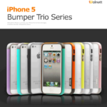 Case iPhone 5/5s Walnutt Bumper Tro Series 130/230
