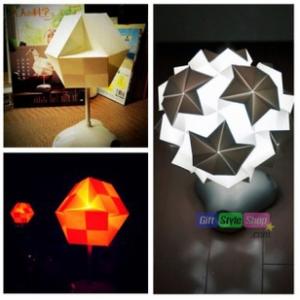 โคมไฟ DIY Origami Lamp PA0111