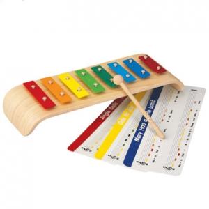 PlanToys ของเล่นไม้ Melody Xylophone