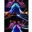 เชือกผูกรองเท้าไฟกระพริบ LED สีน้ำเงิน รหัส LD001 thumbnail 2