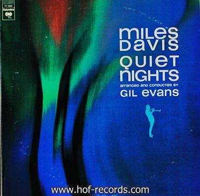 Miles Davis - Quiet Nights 1lp