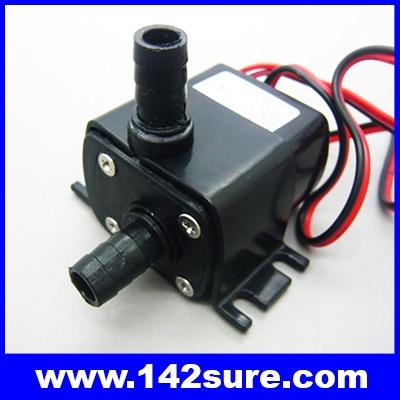 SOP016: ปั้มน้ำแบบแช่ โซล่าปั้ม ปั๊มพลังงานแสงอาทิตย์ โซล่าปั้มดีซี 240 ลิตรต่อชั่วโมง DC 12V Mini Submersible Pump (ปั้มน้ำเหมาะสำหรับทำน้ำพุ น้ำตกขนาดเล็ก)