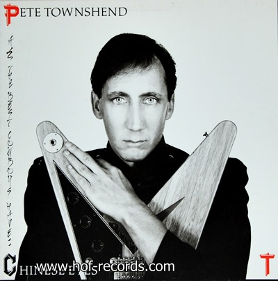 Pete Townshend - Chinese Eyes 1982