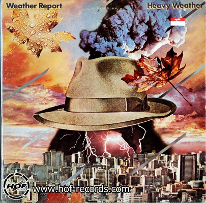 Weather Report - Heavy Weather 1 LP