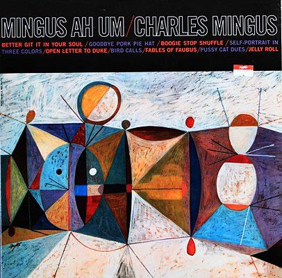 Charles Mingus - Mingus Ah Um 1lp NEW