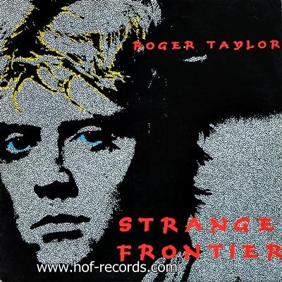 Roger Taylor - Strange Forntier 1984