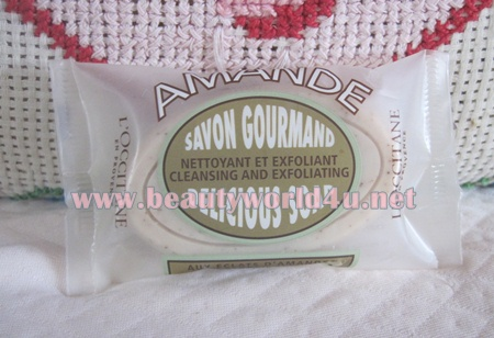 L'occitane almond soap 50 g. (ลดพิเศษ)