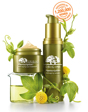 Origins Plantscription Anti-Aging Serum ����������鹪���Ŵ���͹���������˹������֡��֧������ЪѺ���º��¹ ��ͧ�֡�Ŵ٨ҧŧ