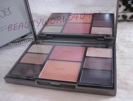 Laura Mercier eye & cheek palette Limited Edition