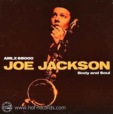 Joe Jackson - Body And Soul 1984 1lp