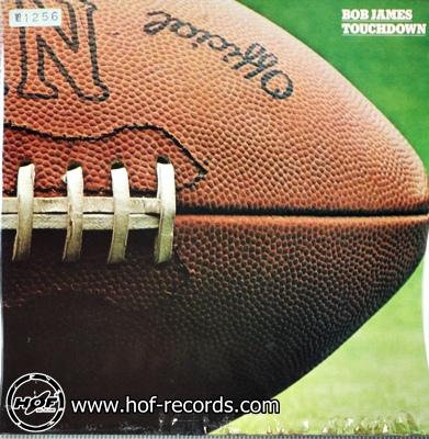Bob James - touchdown 1lp