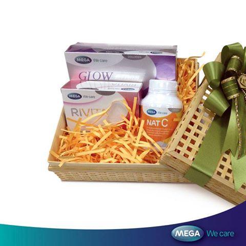 MEGA We Care Set Beauty เซ็ทอาหารเสริมผิวขาวใส อ่อยวัย