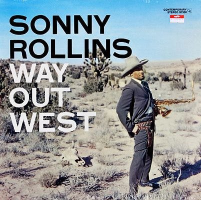 Sonny Rollins - Way Out West 1lp NEW