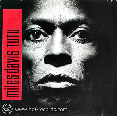 Miles Davis - Tutu 1lp