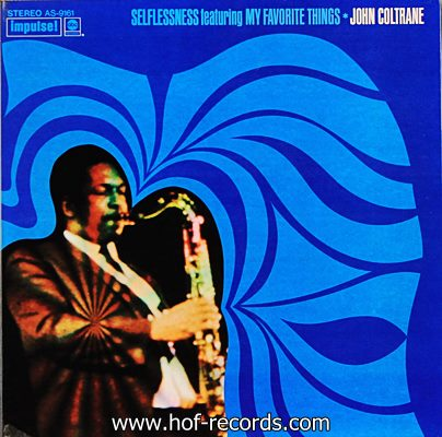 John Coltrane - My Favorite Things 1lp