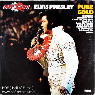 Elvis - Pure Gold 1 LP