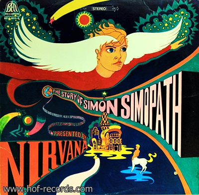 The Story Of Simon Simopath By Nirvana 1Lp