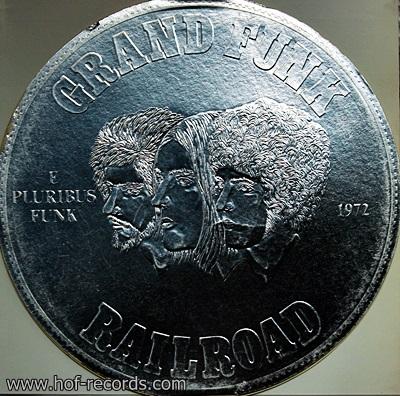 Grand Funk Railroad - E Pluribus Funk 1Lp 1971