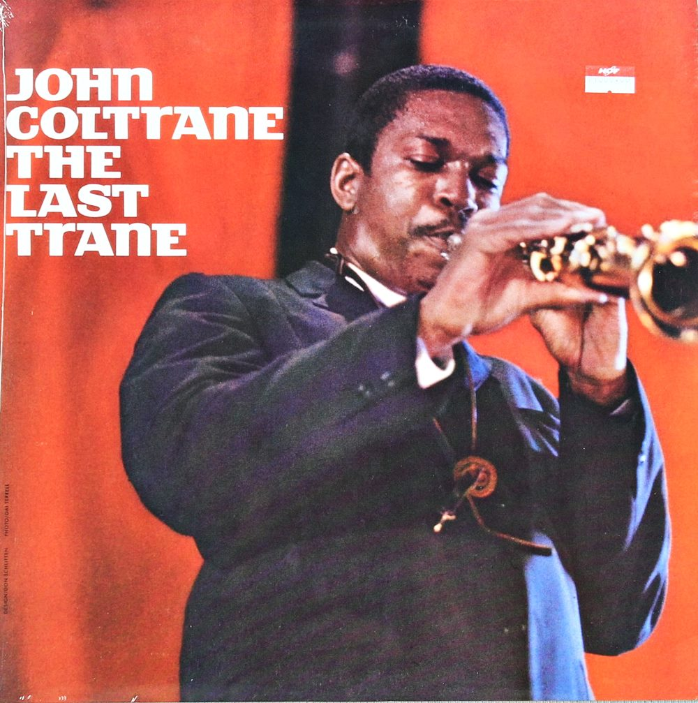 John Coltrane - The Last Trane 1lp NEW