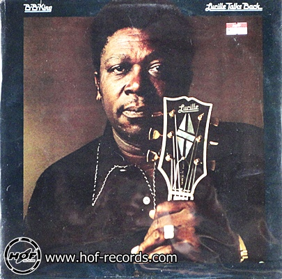 bb king - lucille talks back 1lp