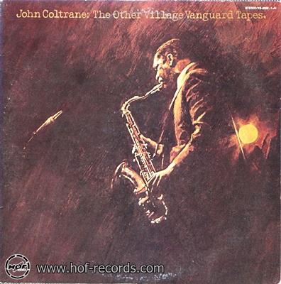 John Coltrane - The Other Village Vanguard Tape 2lp