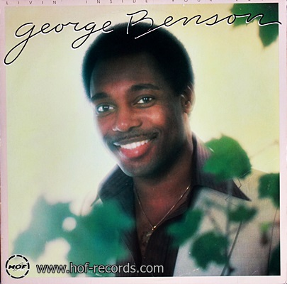 George Benson - Livin Inside Your Love 1979 2lp
