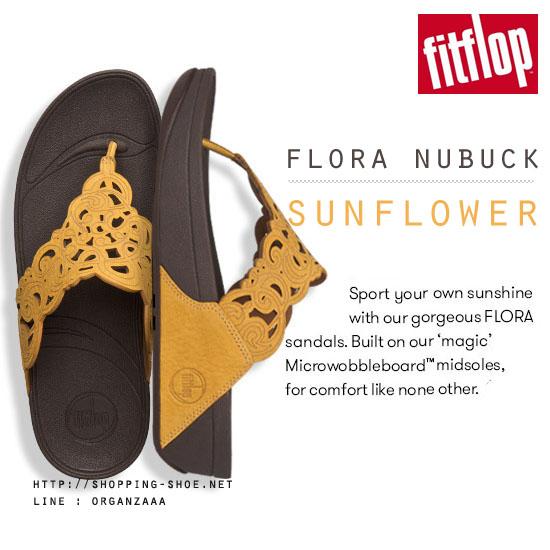fitflop flora sunflower
