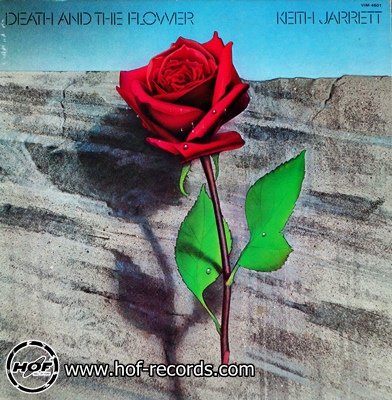 Keith Jarrett - death and the flower 1lp