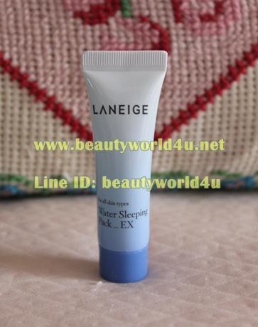 Laneige water sleeping pack ex 10 ml. (ขนาดทดลอง)
