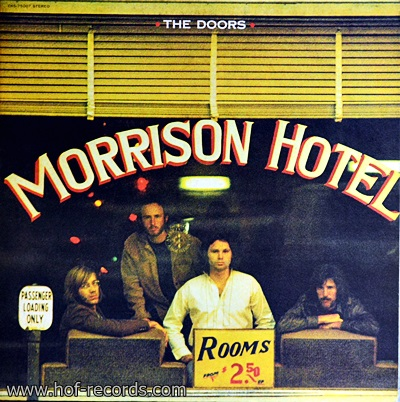 The Doors - Morrison Hotel 1Lp 1970
