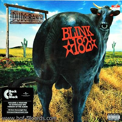 Blink 182 - Dude Ranch 1Lp N.