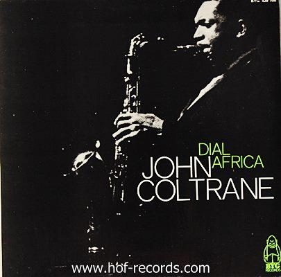 John Coltrane - Dial Africa 1lp