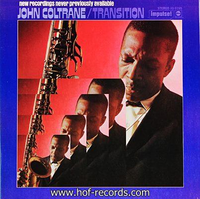 John Coltrane - Transition 1lp