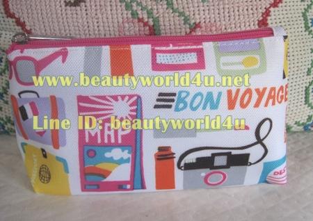 กระเป๋า Clinique bon voyage bag