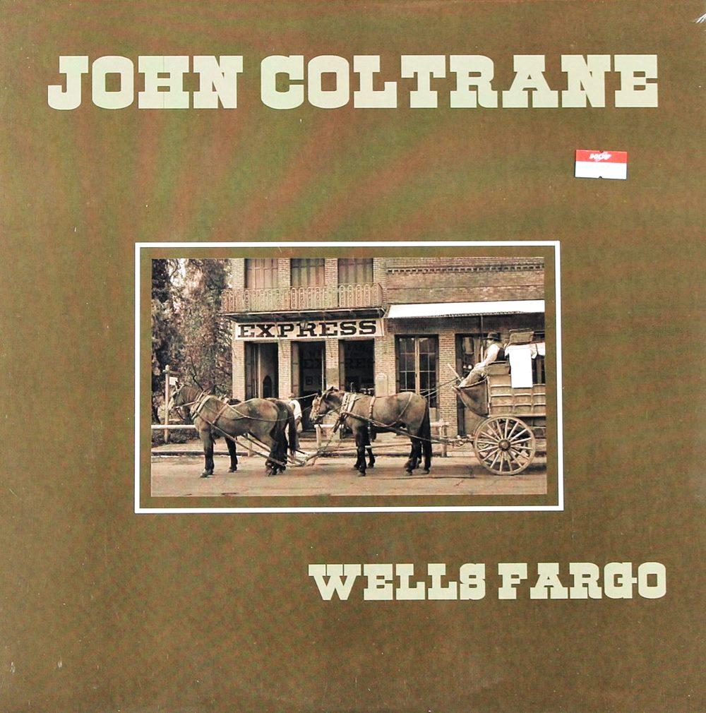 John Coltrane - Wells Fargo 1lp NEW
