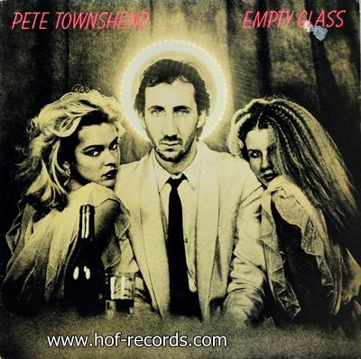 Pete Townshend - Empty Glass 1980