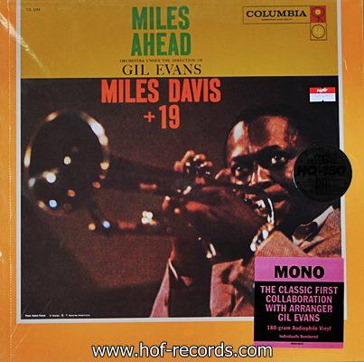 Miles Davis - Miles Ahead N. 1lp MONO