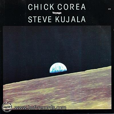 Chick Corea - Voyage/Steve Kujala 1984 1lp