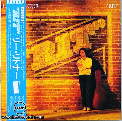 Lee Ritnour - RIT 1 Lp Japan