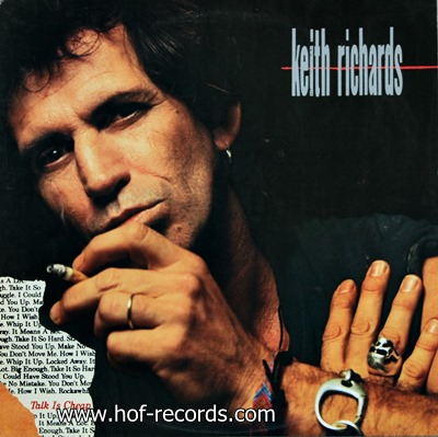 Keith Richards - Talk Is Cheap 1988