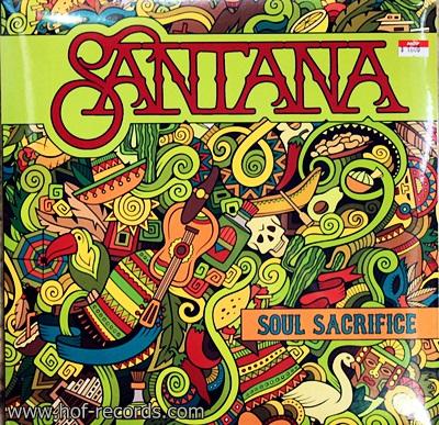 Santana - Soul Sacrifice 1Lp N.